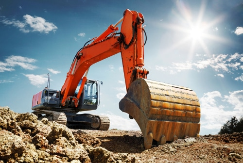 Excavator attachments for hire or buy Perth