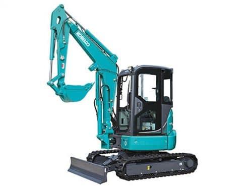 Kobelco SK35SR Excavator