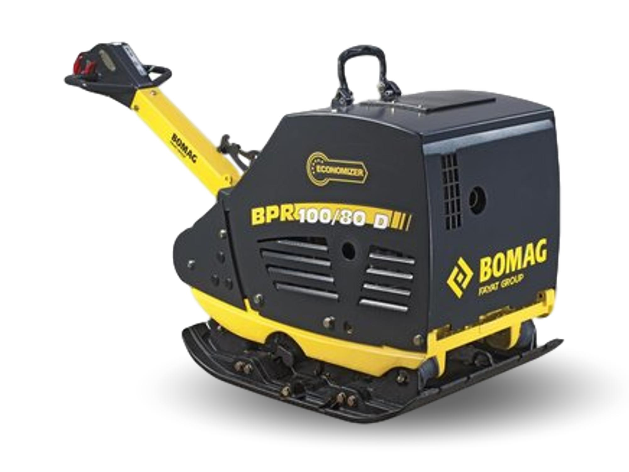 Compactor hire and rental