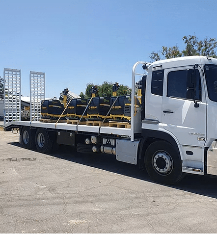 Machine transport services