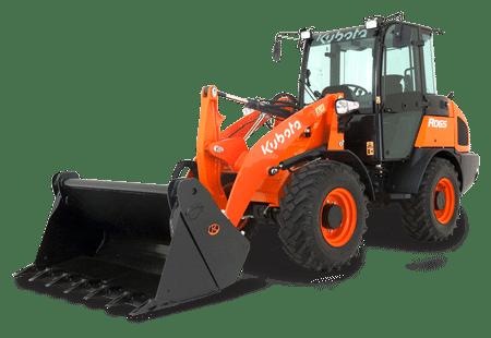 Kubota R065 Wheel Loader Hire Perth