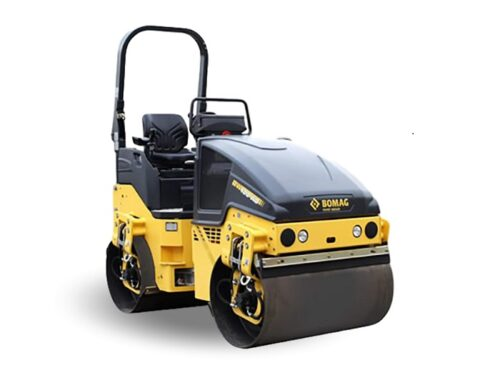1700kg Tandem Roller Compactor for hire Perth